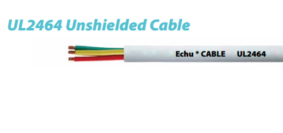 UL2464 Unshielded Cable